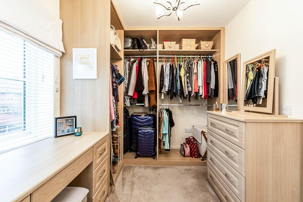 Bedroom Four / Dressing Room
